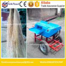 Banana Fiber Extracting Machine/Hemp Decorticator Machine/Fiber Decorticating Machine
