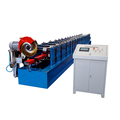 xn downpipe roll forming machine/downpipe downspout making machine/downpipe automatic profile rolling machine