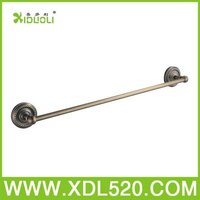 Wall hanging european style single towel bar