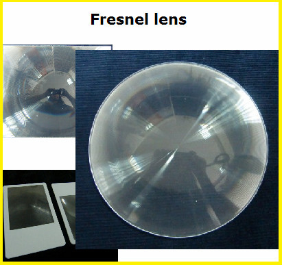 BHPA30-2 acrylic led light fresnel lens