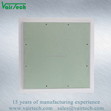 gypsum board drywall ceiling spring loaded square access panel