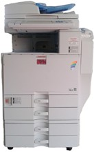 mpc5000 used Ricoh copier machine