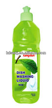 Apple concentrate dish wash liquid detergent formula 500ml