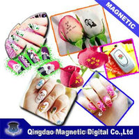 hot selling salon digital flower & nail painting machine