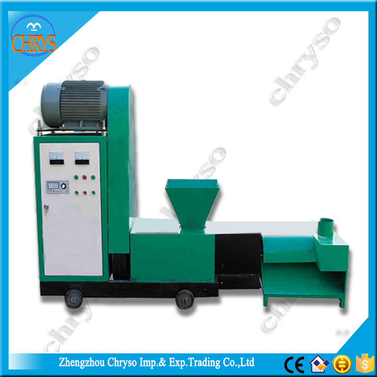 Low ash reproducible sources shisha charcoal briquette machine, charcoal making machine for bbq