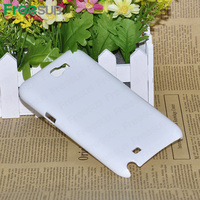 Plastic blank 2D 3D bulk phone case sublimation for Samsung note 2 N7100