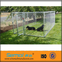 High quality dog proof chain link fence (China Manufacturer)