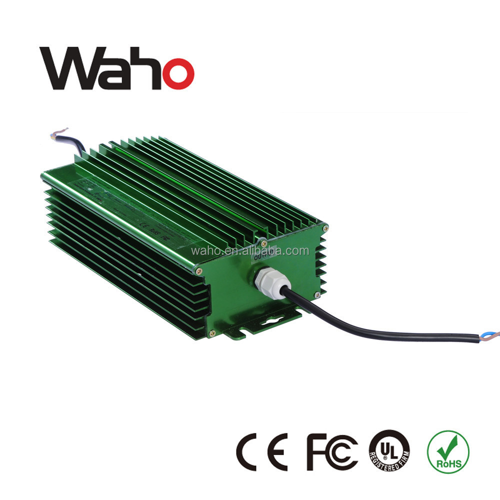 Safety standards CE EMC/LVD Rohs UL IP67 approval HPS electronic ballast 150w manufacturer