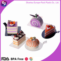 FDA LFGB OEM acceptable EPK home party 6.2g stocked hard plastic dishes and birthday party supplies