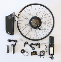 40km/h 48v 1000w electric bicycle conversion e bike kit
