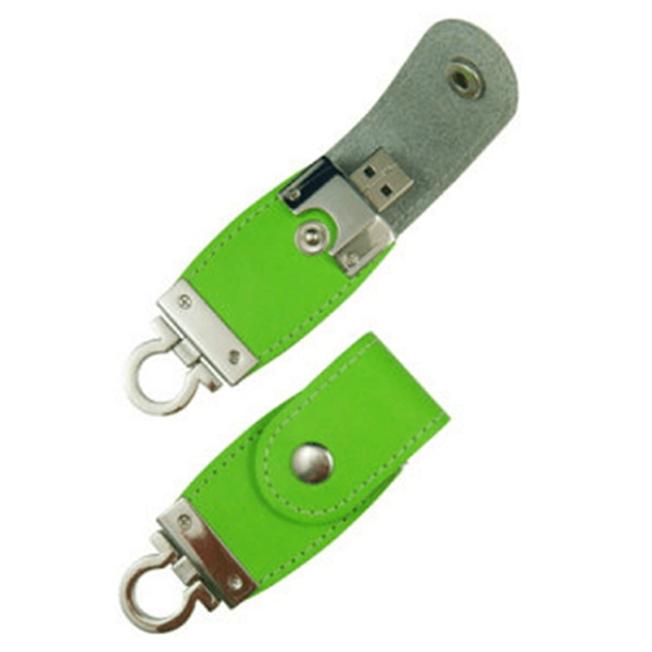 Bulk Cheap 1gb 2gb 4gb Leather Usb Flash Drive With Custom