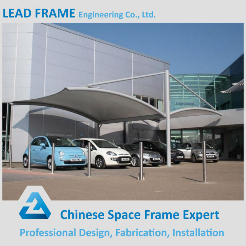 New Design Car Parking Prefabricated Canopy Tent