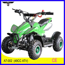 Four Wheel Small Power 49cc mini Quad Motorcycle( A7-002 )