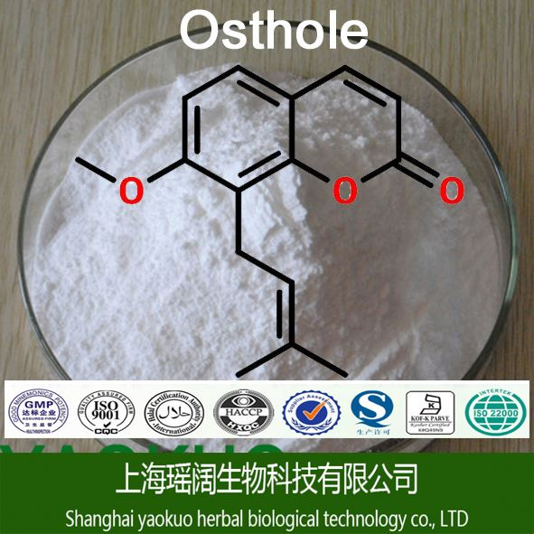 Traditinal Chinese Herbal Cnidium Monnieri Extract,High Quality Osthole 5%-98%
