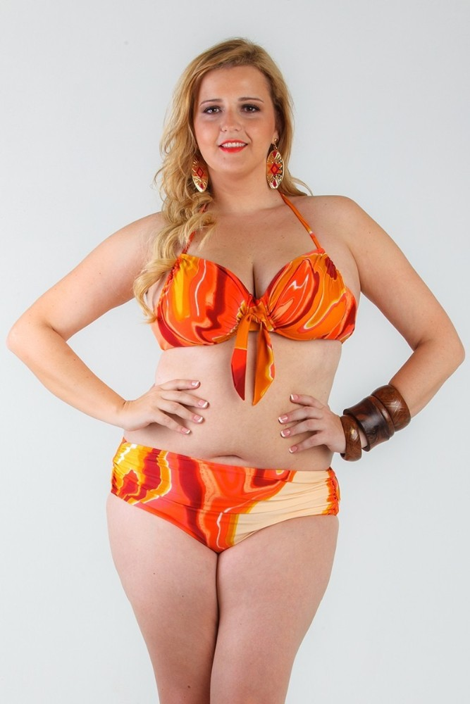Brazilian Bikini Original Summer 2015 - Plus Sizes Models