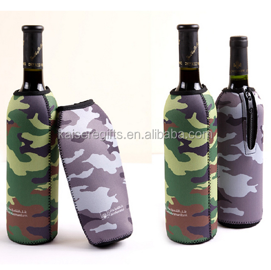 Cheaper price high quality Neoprene wine bag for gifts
