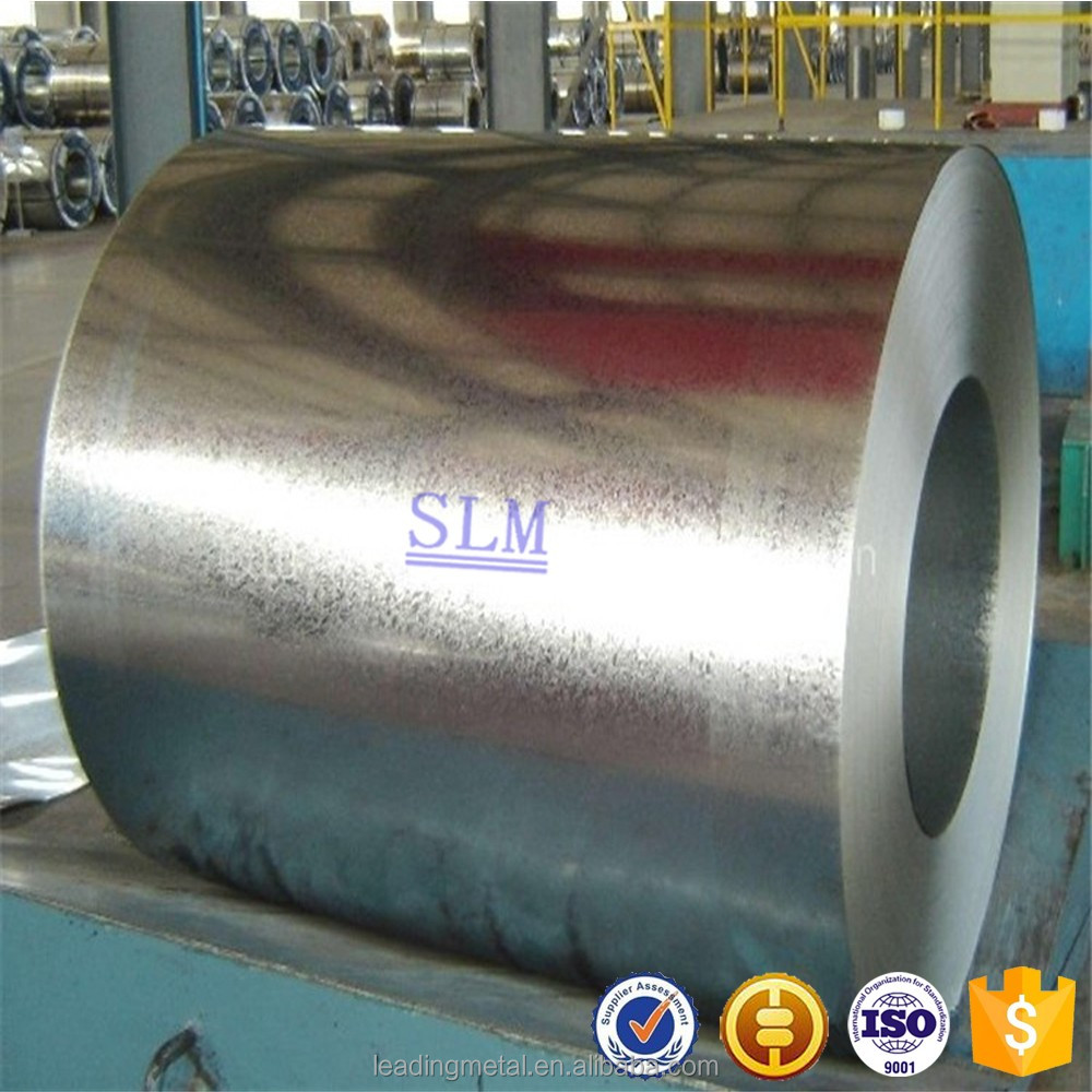 agriculture machinery equipment DX51D Z275 Zinc Coating g100 galvanized steel coil for roofing sheet