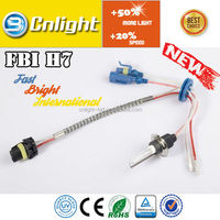 New product! Cnlight factory price FBI H7 HID Xenon bulb 8000K