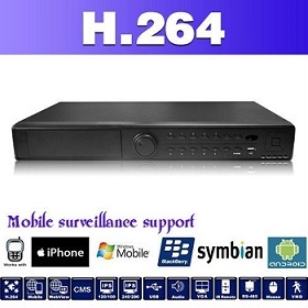 standalone 24ch DVR wireless network DVR DVR6024F-S