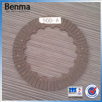 China supply motorcycle clutch plate 90D