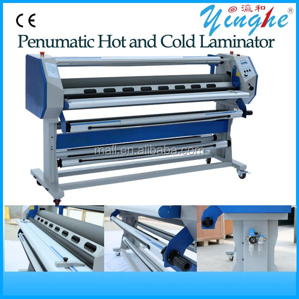 reliable temperature both heat and cold laminating A1 Laminator YH-2300mm