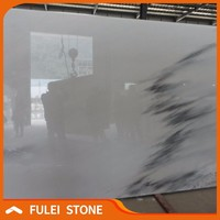 Own Quarry high quality chinese translucent black white onyx marble
