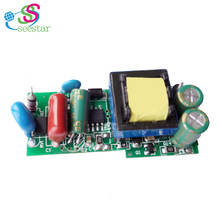 BIS Constant current 5w 7w 9w led driver ic,9-12w 300mA power supply for bulb light