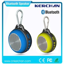 Best selling new function design high quality portable hifi bass vibration speaker