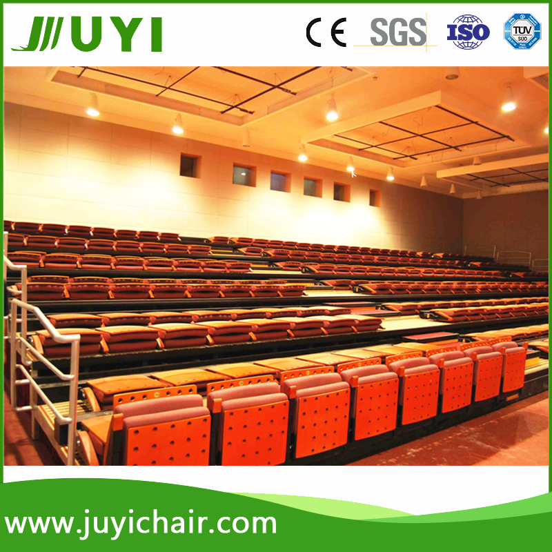 JY-780 factory price indoor gym retractable seating system