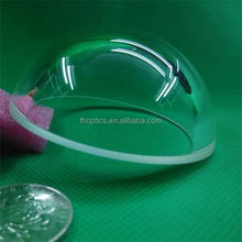 optical glass dome, dome for underwater camera