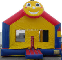 Happy Kids inflatable bouncer, theme jumping castle