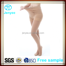 Compression maternity pantyhose