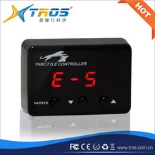 Digital LCD Display and Fuel Saving electric throttle controller TROS potent booster 28% accelerate wind speed measuring device