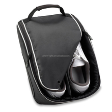 Wholesale waterproof nylon travel golf shoes bag