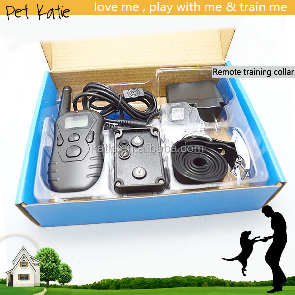 Water Resistant Electronic Training Puppy Wireless Dog Collar