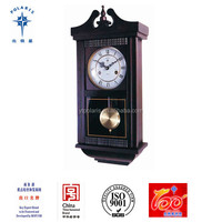 Wall Clock with Mechanical Movement