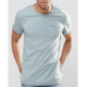 Blank Pocket T Shirt Wholesale,Basic T-Shirt,Plain Round Neck T-Shirt