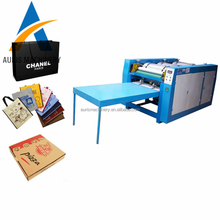 Automatic 4 colors flexographic corrugated carton box printing machine