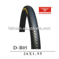 Diamond bicycle tire ,bike tire, since 1944 color tire tube
