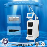 Latest technology birthmark removal nd-yag laser wart removal tattoo removal machine