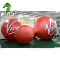 Custom Red Inflatable Gourd Wholesale Inflatable Calabash Modeling For Promotion