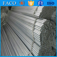 building material corrugated galvanized square steel pipe &tube sus 201 6k polished stainless steel welded tube