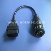 OBD tools J1939 OBD2 cable for truck diagnostic