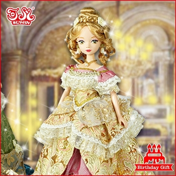 11'' or 11.5'' royal family princess plastic doll