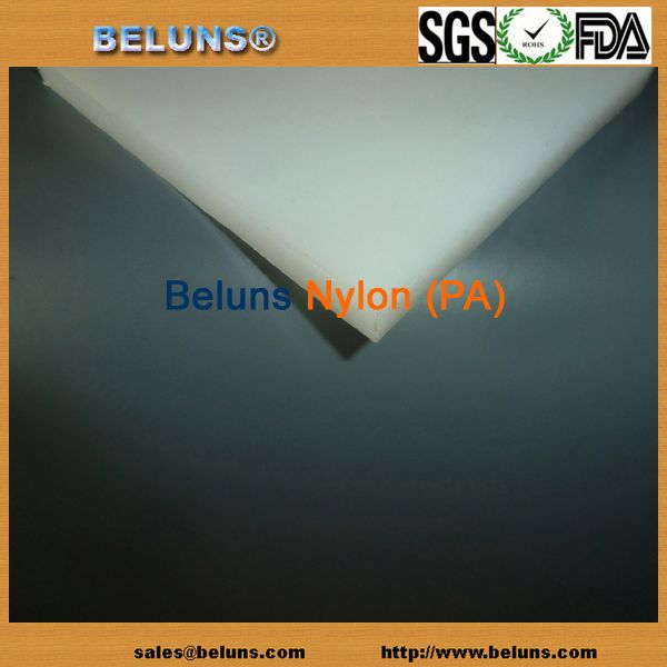 Nylon Sheet fiberglass/carbon/graphite/bronze/ptfe sheet