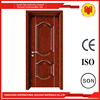 Single security metal decorative steel main doors designs for personal house
