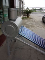 100L water heating solar system, solar water heating,solar heater system