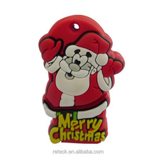 PVC customized usb 2.0 cartoon christian usb flash drive