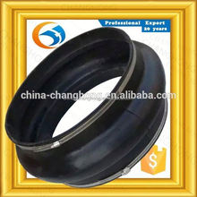 SS316 Factory supply rubber single ball expansion joint with ptfe liner