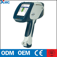handheld spectrometer with Stainless steel grade test